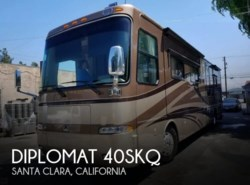 Used 2007  Monaco RV Diplomat 40SKQ by Monaco RV from POP RVs in Santa Clara, CA