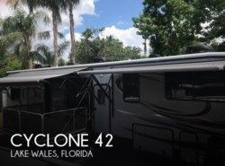 Used 2015  Heartland RV Cyclone 42 by Heartland RV from POP RVs in Lake Wales, FL