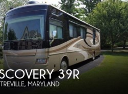 Used 2008  Fleetwood Discovery 39R by Fleetwood from POP RVs in Centreville, MD