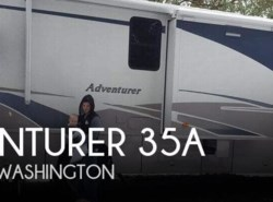 Used 2005 Winnebago Adventurer 35A available in Olympia, Washington