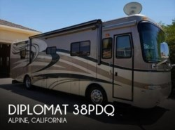 Used 2007 Monaco RV Diplomat 38PDQ available in Alpine, California