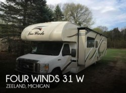 Used 2017  Thor Motor Coach Four Winds 31 W by Thor Motor Coach from POP RVs in Zeeland, MI