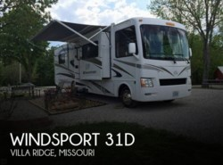 Used 2011 Thor Motor Coach Windsport 31D available in Villa Ridge, Missouri
