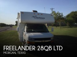 Used 2014  Coachmen Freelander  28QB LTD