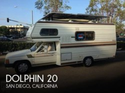 Used 1984 National RV Dolphin 20 available in San Diego, California