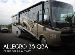 New 2016 Tiffin Allegro 35 QBA available in Medford, New York