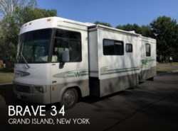 Used 2002 Winnebago Brave 34 available in Grand Island, New York