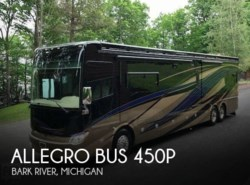 Used 2016 Tiffin Allegro Bus 450P available in Bark River, Michigan