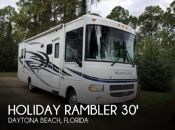 Used 2010 Holiday Rambler  Holiday Rambler Arista 30PBS available in Daytona Beach, Florida