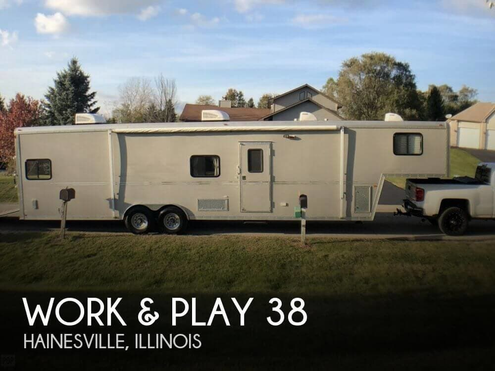 2006 Forest River Rv Work Play 38 For In Hainesville Il 60030 163634 Rvusa Com Classifieds