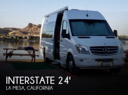 Used 2014 Airstream Interstate 3500 EXT Lounge available in La Mesa, California