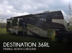 Used 2015  Winnebago Destination 36RL