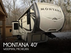 Used 2017 Keystone Montana Keystone Montana 3791RD available in Weidman, Michigan