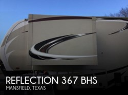 Used 2017 Grand Design Reflection 367 BHS available in Mansfield, Texas