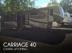 Used 2016 Carriage  40 available in Casper, Wyoming