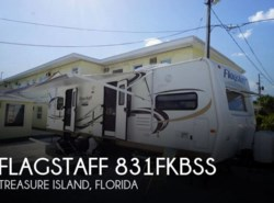 Used 2012  Forest River Flagstaff 831FKBSS