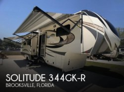 Used 2018 Grand Design Solitude 344GK-R available in Brooksville, Florida
