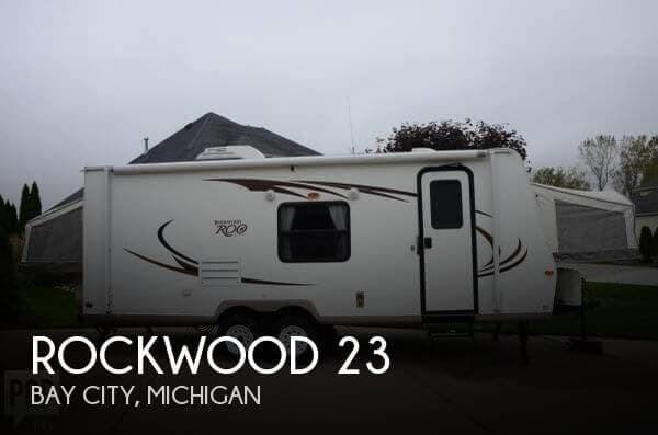 Enjoyable 2011 Forest River Rv Rockwood 23 For Sale In Bay City Mi 48706 176374 Interior Design Ideas Skatsoteloinfo
