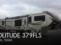 Used 2015  Grand Design Solitude 379FLS