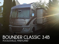 Used 2011 Fleetwood Bounder Classic 34B available in Poolesville, Maryland