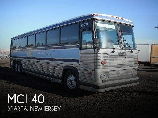 1980 MCI RV MCI 40 for Sale in Sparta, NJ 07871 | 189460