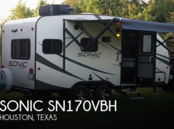 Used 2018 Venture RV Sonic SN170VBH available in Houston, Texas