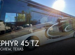 Used 2014 Tiffin Zephyr 45 TZ available in Longview, Texas