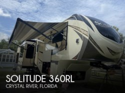 Used 2017 Grand Design Solitude 360RL available in Crystal River, Florida