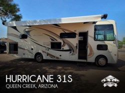 Used 2017  Thor Motor Coach Hurricane 31S