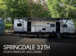 Used 2019 Keystone Springdale 32TH available in North Freedom, Wisconsin