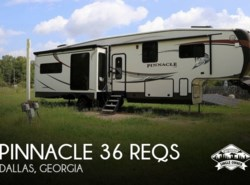 Used 2013  Jayco Pinnacle 36 REQS