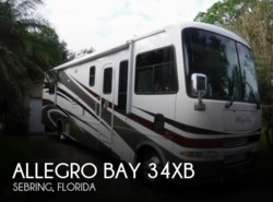 Used 2006 Tiffin Allegro Bay 34XB available in Sebring, Florida