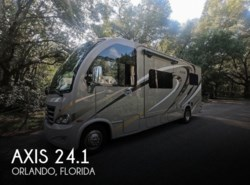 Used 2016  Thor Motor Coach Axis 24.1