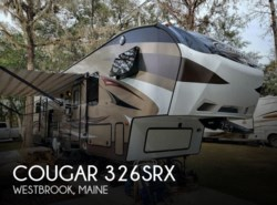 Used 2015 Keystone Cougar 326SRX available in Westbrook, Maine