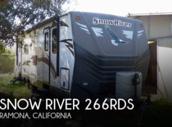 Used 2014  Northwood Snow River 266RDS