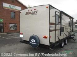 Used 2016 Keystone Bullet 251RBS available in Stafford, Virginia