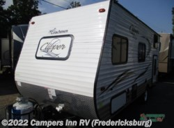 Used 2016  Coachmen Clipper Ultra-Lite 17BH by Coachmen from Campers Inn RV in Stafford, VA
