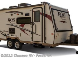 New 2017  Forest River Rockwood 19 ROO by Forest River from Chesaco RV in Frederick, MD