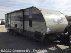 New 2017  Forest River Cherokee 26CKSE by Forest River from Chesaco RV in Frederick, MD