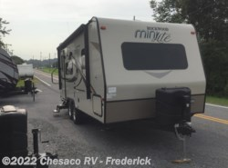New 2018  Forest River Rockwood Mini Lite 2109S by Forest River from Chesaco RV in Frederick, MD