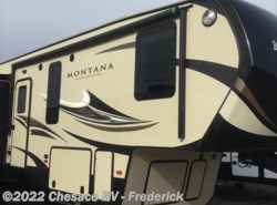 Used 2017  Keystone Montana High Country 358BH by Keystone from Chesaco RV in Frederick, MD