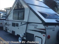 New 2018  Forest River Rockwood Hard Side A122 by Forest River from Chesaco RV in Frederick, MD