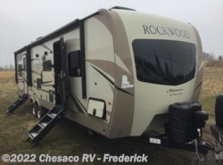 New 2019  Forest River Rockwood Signature Ultra Lite 8311WS by Forest River from Chesaco RV in Frederick, MD