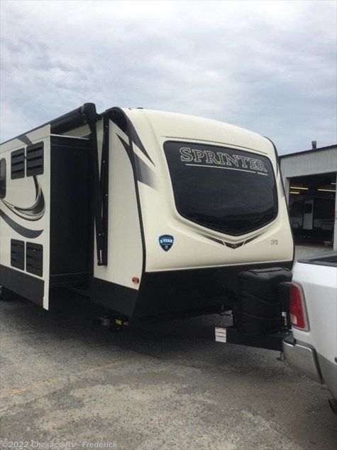 2019 Keystone Sprinter Wide Body 333FKS