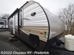 Used 2016  Forest River Grey Wolf 26RR by Forest River from Chesaco RV in Frederick, MD
