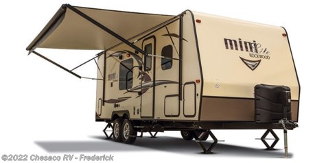 2017 Forest River Rockwood Mini Lite 2104S