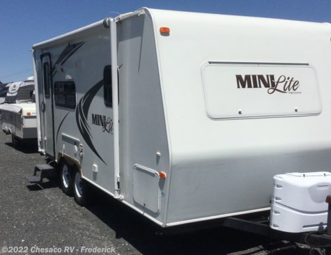 2012 Forest River Rockwood Mini Lite 2109S