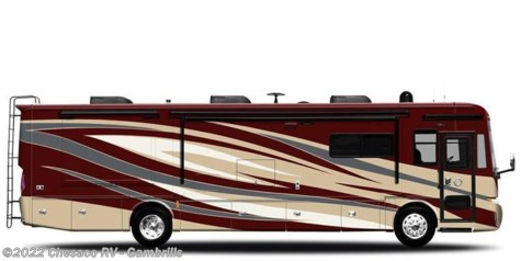 2018 Tiffin Allegro Red 38QBA