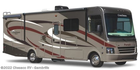 2016 Coachmen Pursuit 27KB