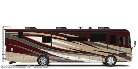 2019 Tiffin Allegro Red 37PA